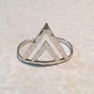 Silver Lucky Brand Bracelet